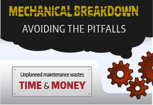 Mechanical Breakdown: Avoiding the pitfalls