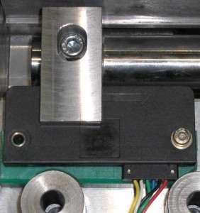 tobacco position sensor