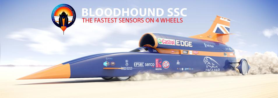 Bloodhound - Live on Thursday 26th Oct at 12:45-13:45